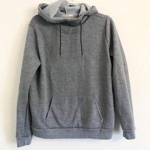 Marine Layer blue gray sweatshirt pullover LArge